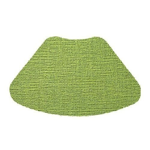 Fishnet Wedge Placemat - Lime Green Thumbnail