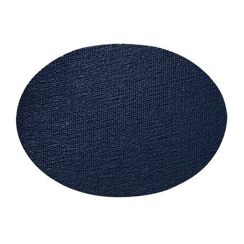 Fishnet Oval Placemat - Navy Thumbnail