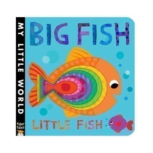 Big Fish Little Fish Book Thumbnail