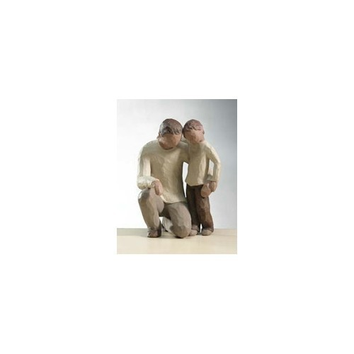 Father & Son Figurine Thumbnail