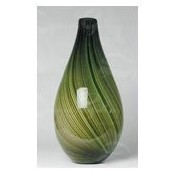 Glass Green Vase Thumbnail