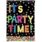 It's Party Time Garden Flag Thumbnail
