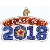 Class of 2018 Ornament Thumbnail