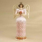 Angel Love Figurine Thumbnail