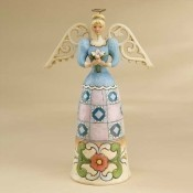 Remembrance Angel Figurine Thumbnail
