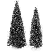 Jumbo Frosted Sisal Trees Thumbnail