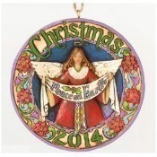 2014 Peace on Earth Ornament Thumbnail