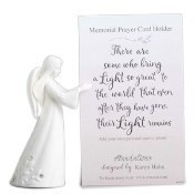 Angel with Prayer Card Holder Thumbnail