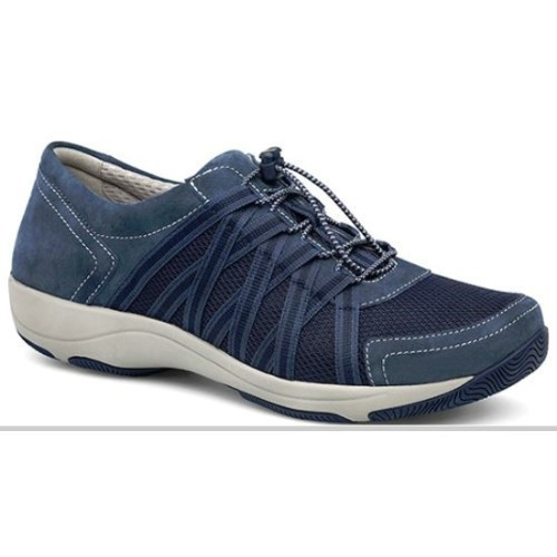 Dansko - Honor - Blue Suede Thumbnail