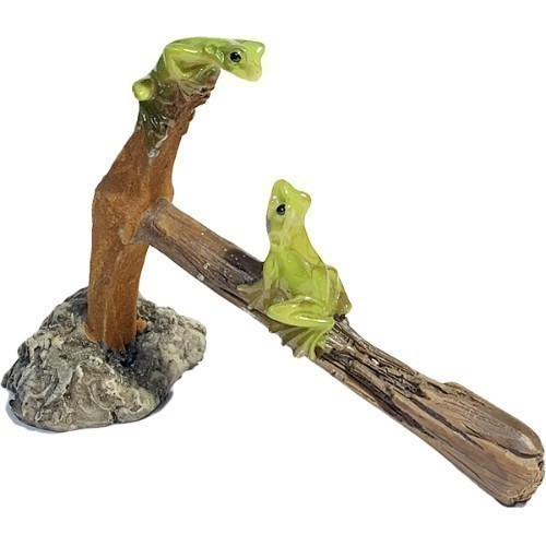 Frogs Playing On Pickaxe Thumbnail