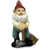 Gnome with Hatchet Thumbnail