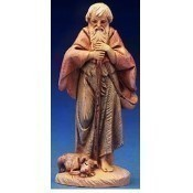 Abraham Old Villager Figurine Thumbnail