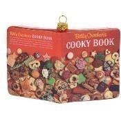 Betty Crocker Cooky Book Ornament Thumbnail