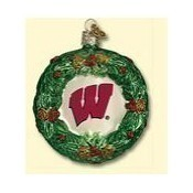 Wisconsin Wreath Ornament Thumbnail