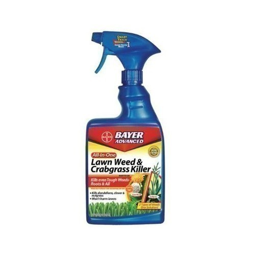 Bayer All-in-One Lawn Weed & Crabgrass Killer Thumbnail