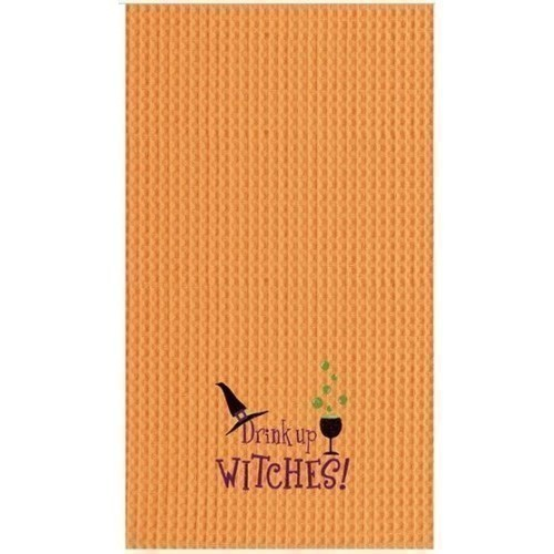 Drink Up Witches Kitchen Towel Thumbnail