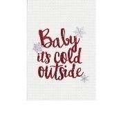 Baby It's Cold Outside Kitchen Towel Thumbnail