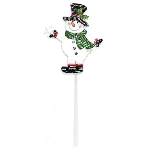 Snowman Stake - In Store Pick Up Only Thumbnail