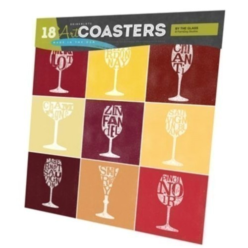 By the Glass Coasters Thumbnail