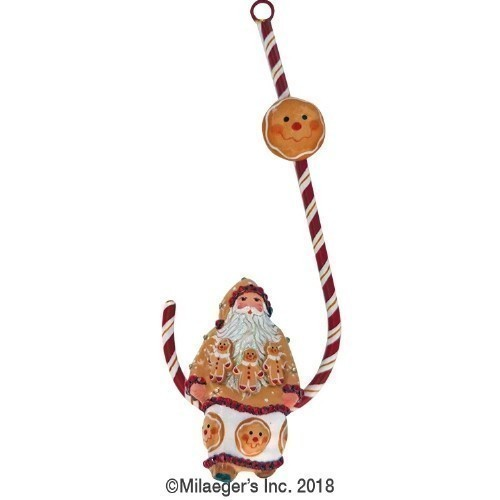 Candied Claus - Gingerbread Thumbnail
