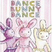 Dance Bunny Dance Board Book Thumbnail