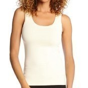 Super Soft Tank Top - Cream Thumbnail
