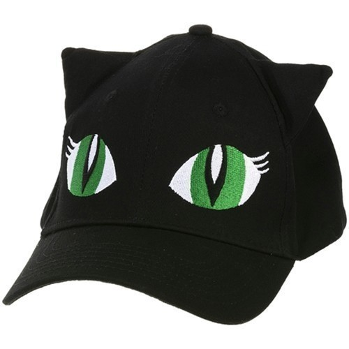 Cat Baseball Hat Thumbnail