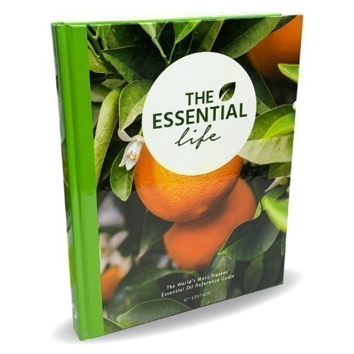 Essential Oil Book 3rd Ed. Thumbnail