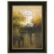 Grand Piano Wall Art Thumbnail