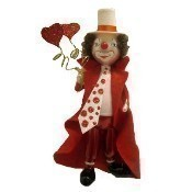 De Carlini - Clown with Hearts Thumbnail